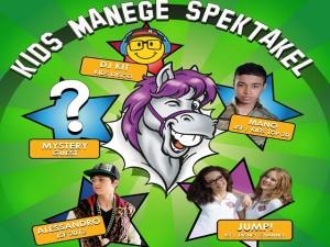 Kids Manege Spektakel Mano