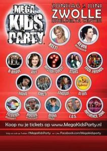 Mega Kids Party Mano