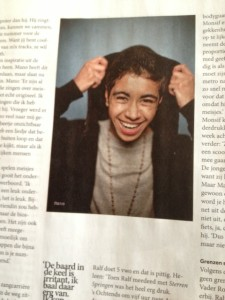 Volkskrant Magazine Mano