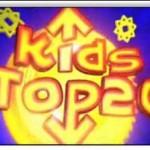 logo kids top 20 mano