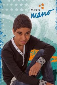 Poster-mano