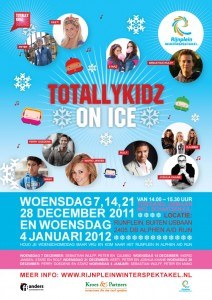 totally kidz on ice flyer Mano