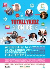 totally kidz on ice flyer Mano