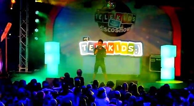 Mega kids party Zwolle 2 juni '13 Mano