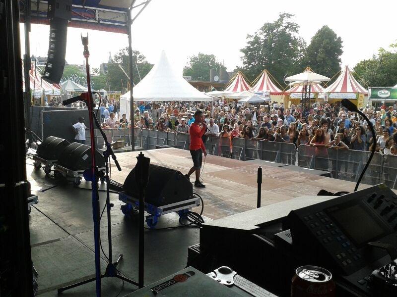Vierdaagsefeesten 2013 - Festival de Oase Mano